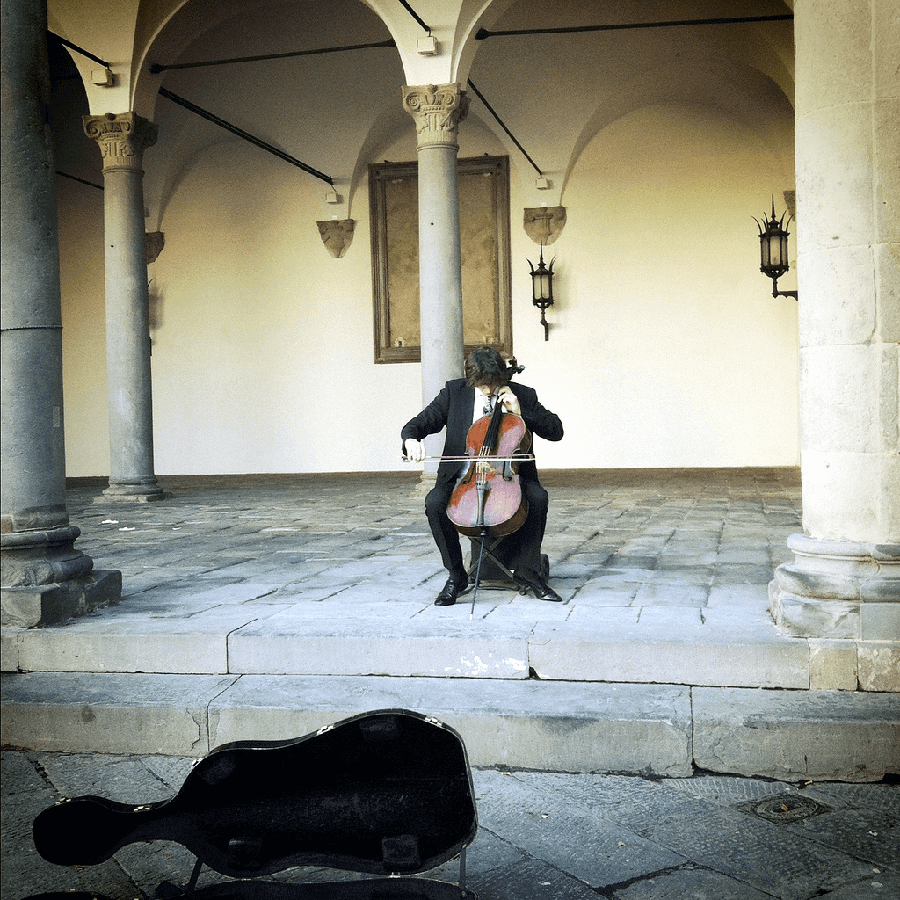 Music on the Streets in Lucca