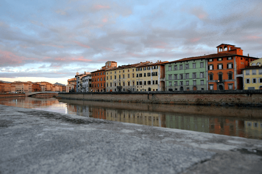 Lungarnos of Pisa - Private Tours