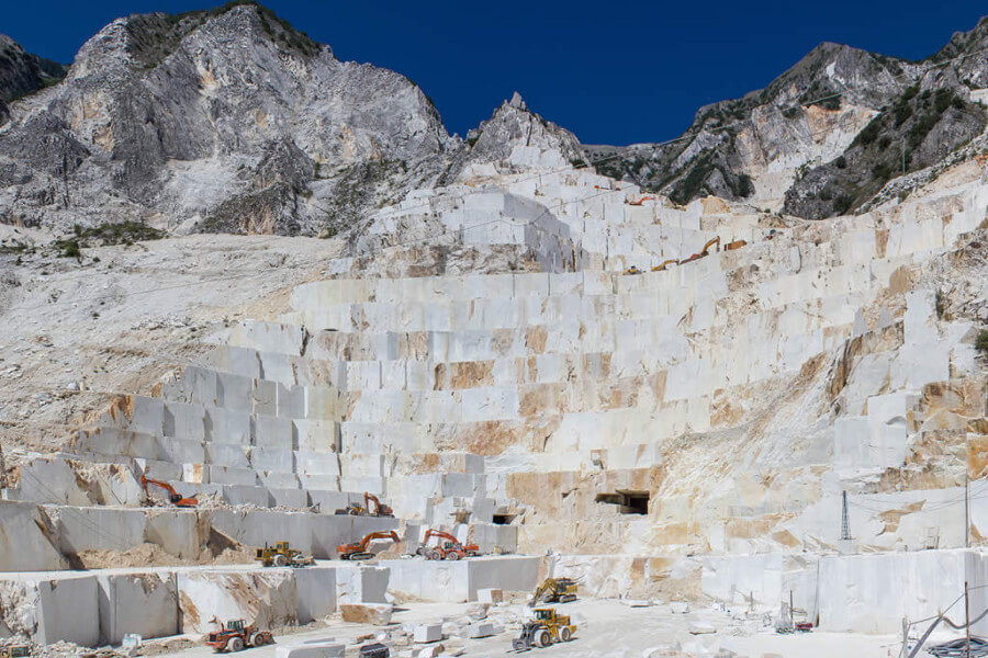 Carrara Marble Quarries Private Day Tour