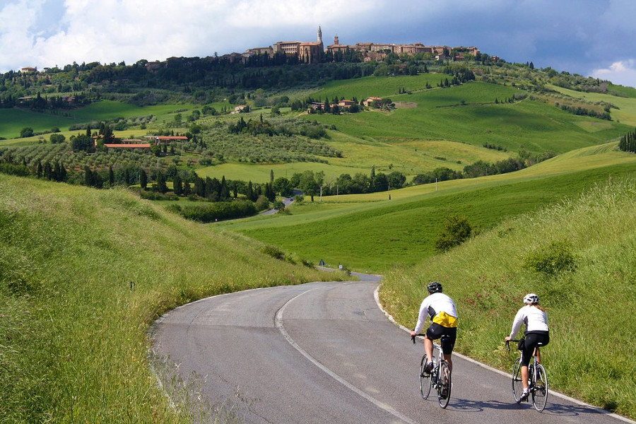 Chianti Classic Cycling & Full Day Bike Tour