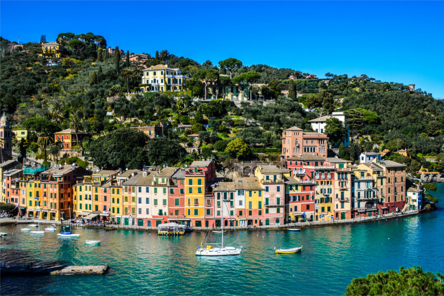 Italian Riviera Luxury Boat Charter