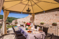 Alfresco Private Villa Allure Of Tuscany