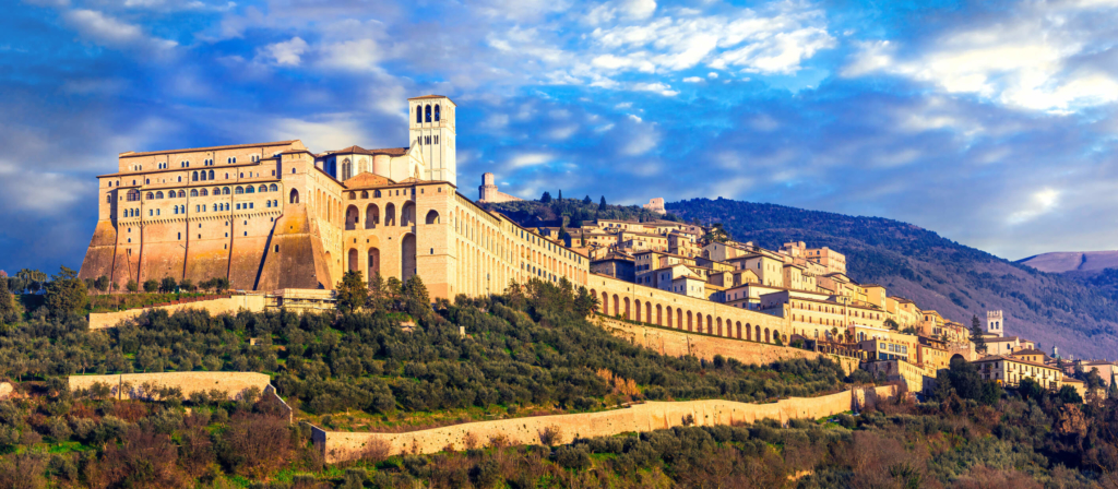 Assisi St.Francis Italy Tours Travel Allure Of Tuscany