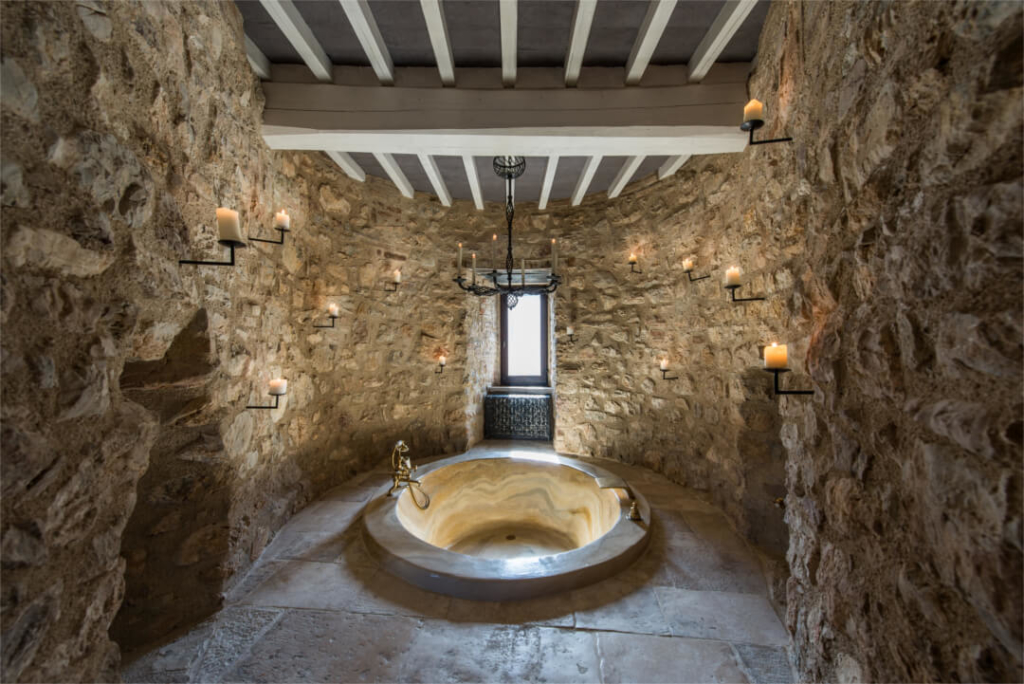 Bathtub-View-Castle-Procopio-Umbria-Allure-Of-Tuscany