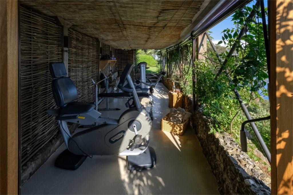Gym-Luxury-Villa-Portofino-Liguria-Allure-Of-Tuscany