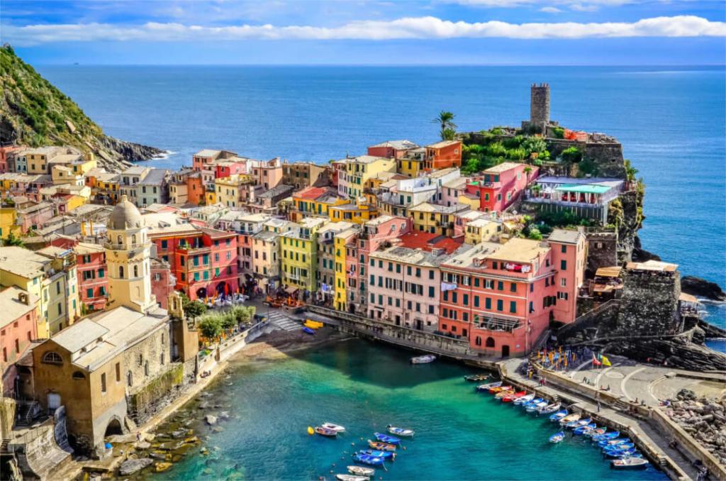 Liguria Luxury Villa Allure Of Tuscany