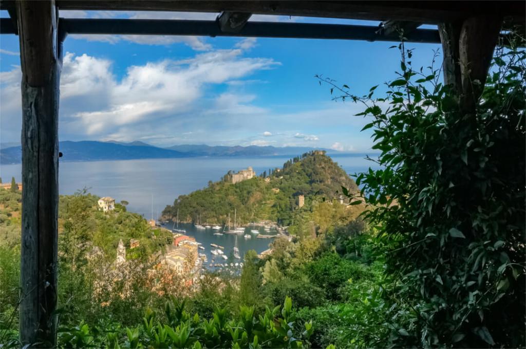 Portofino Luxury Villa Allure Of Tuscany