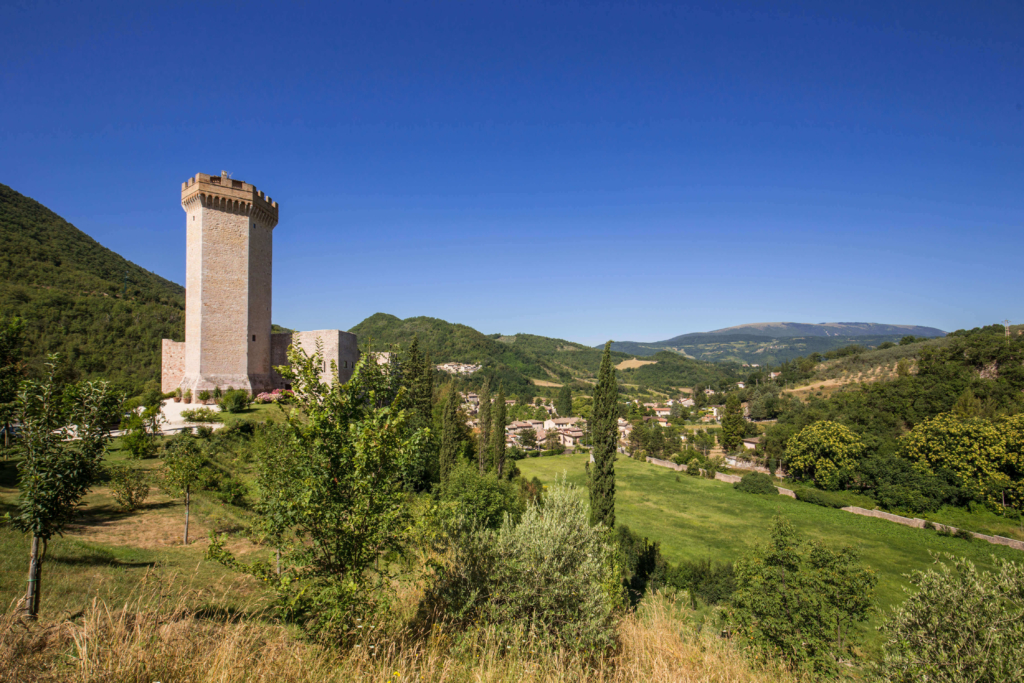 The Castle for Rent in Tuscany by Allure Of Tuscany