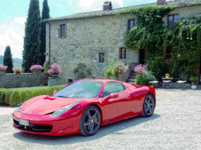 Bespoke Ferrari Tours in Tuscany-Allure-Of-Tuscany