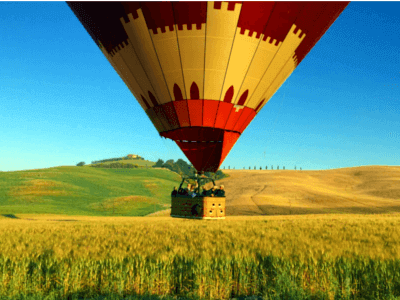 Tuscany Hot Air Balloon Experience-Allure-Of-Tuscany