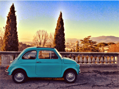 Tuscany Vintage Fiat 500 car Tour-Allure-Of-Tuscany