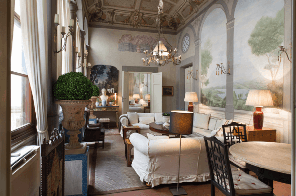 Luxury Apartment in Florence for Family
