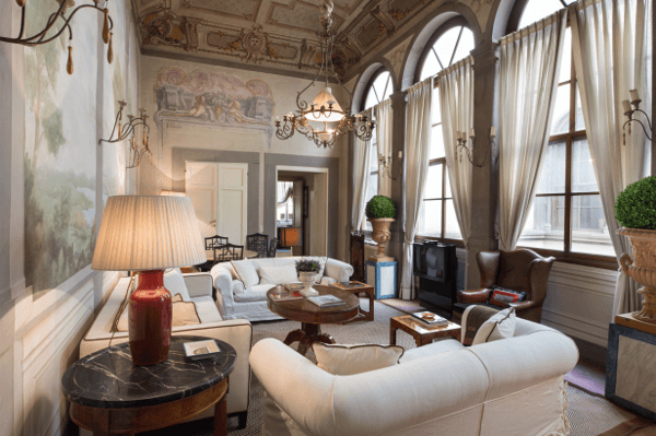 Luxury Apartment for Rent in Florence