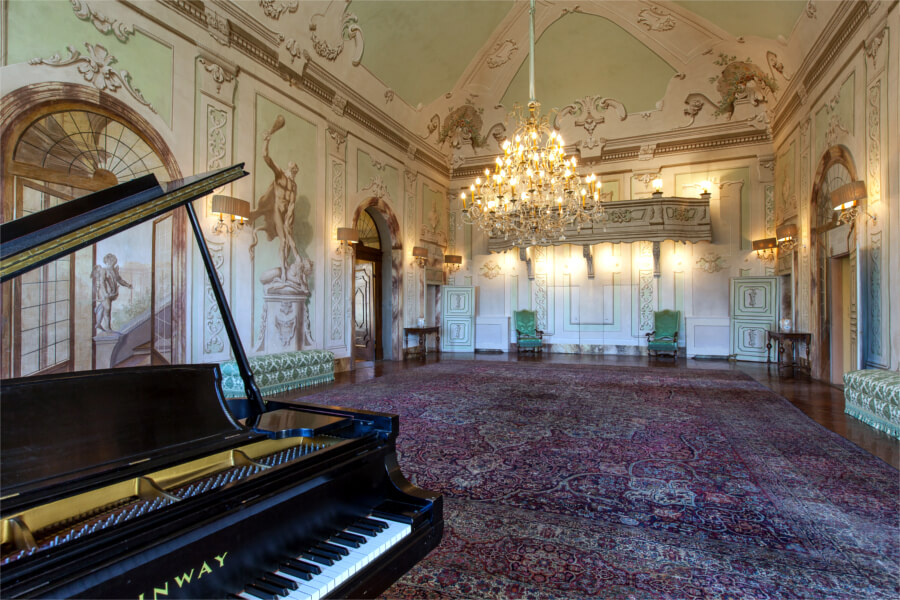 Luxury Ball Room Private Villa Florence