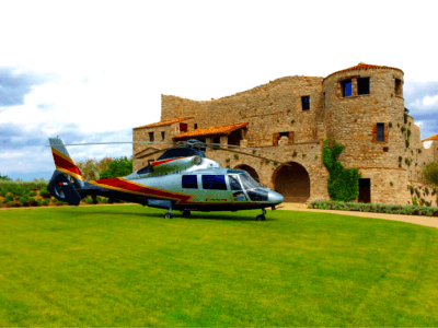 Luxury Helicopter Tours Transfers Charters in Italy