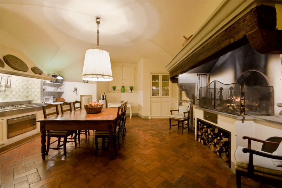 Luxury Villa in Florence Kitchen - Allure Of Tuscany