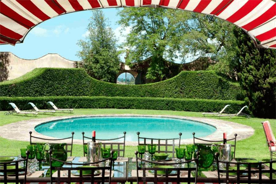 Luxury Villa Florence Villa Firenze Pool - Allure Of Tuscany
