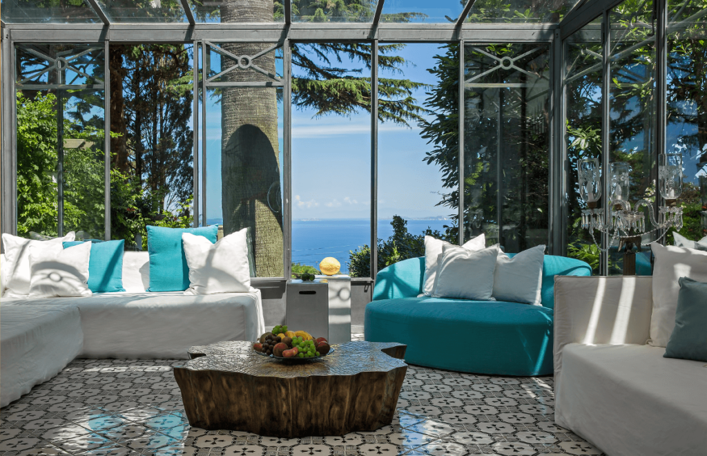 Luxury Villa in Capri for Vacation Rental