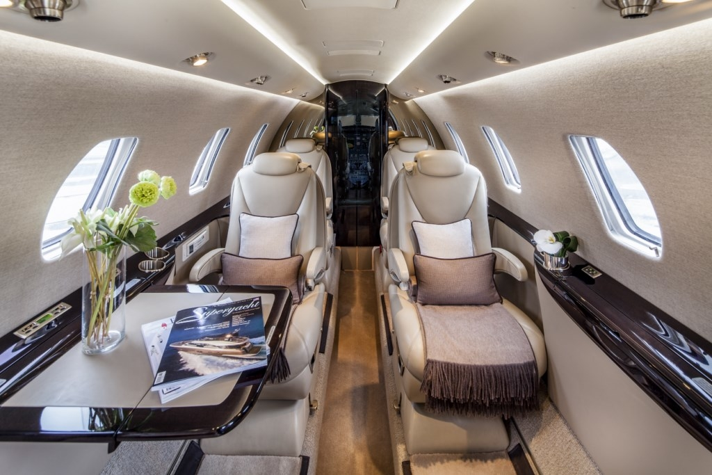 Private Jet Charter Service Italy