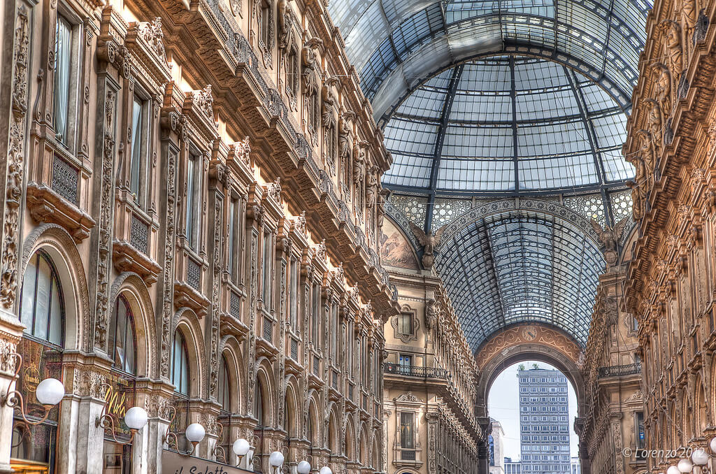 Milan Luxury Shopping Tour Guide