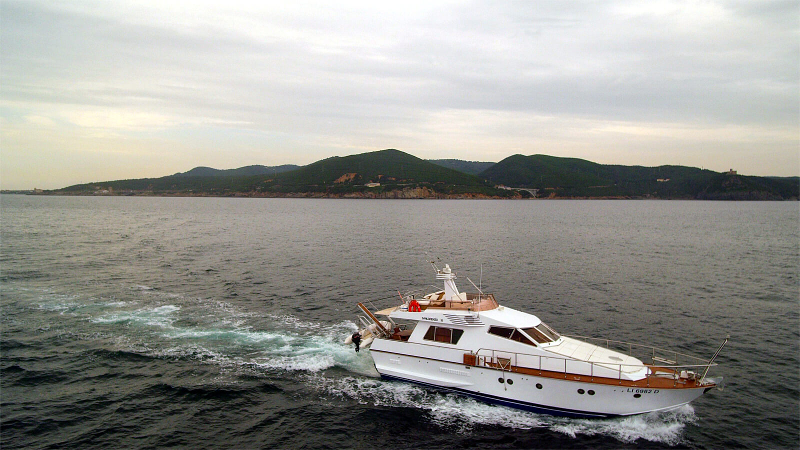 Luxury Yacht Charters Experience Italy