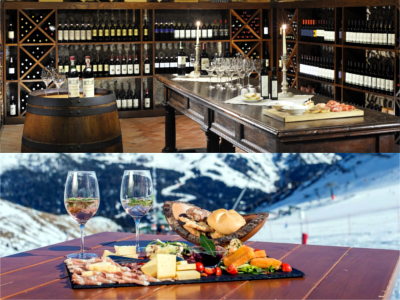 Gourmet Food and Wine Tasting Experience