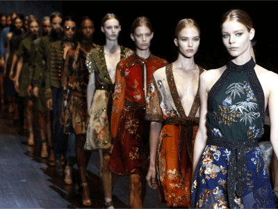 Milan Fashion Week – Access to the runways-AllureOfTuscany
