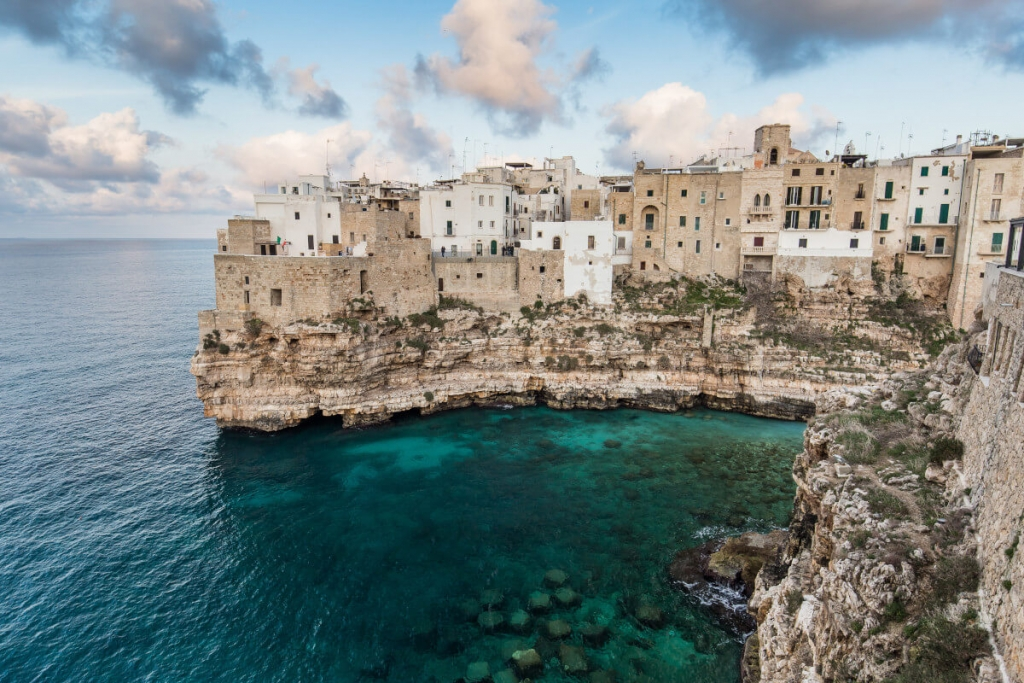 Polignano puglia luxury tours experiences